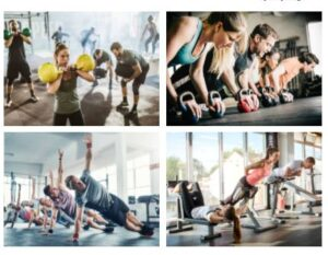 YogaPlus online session