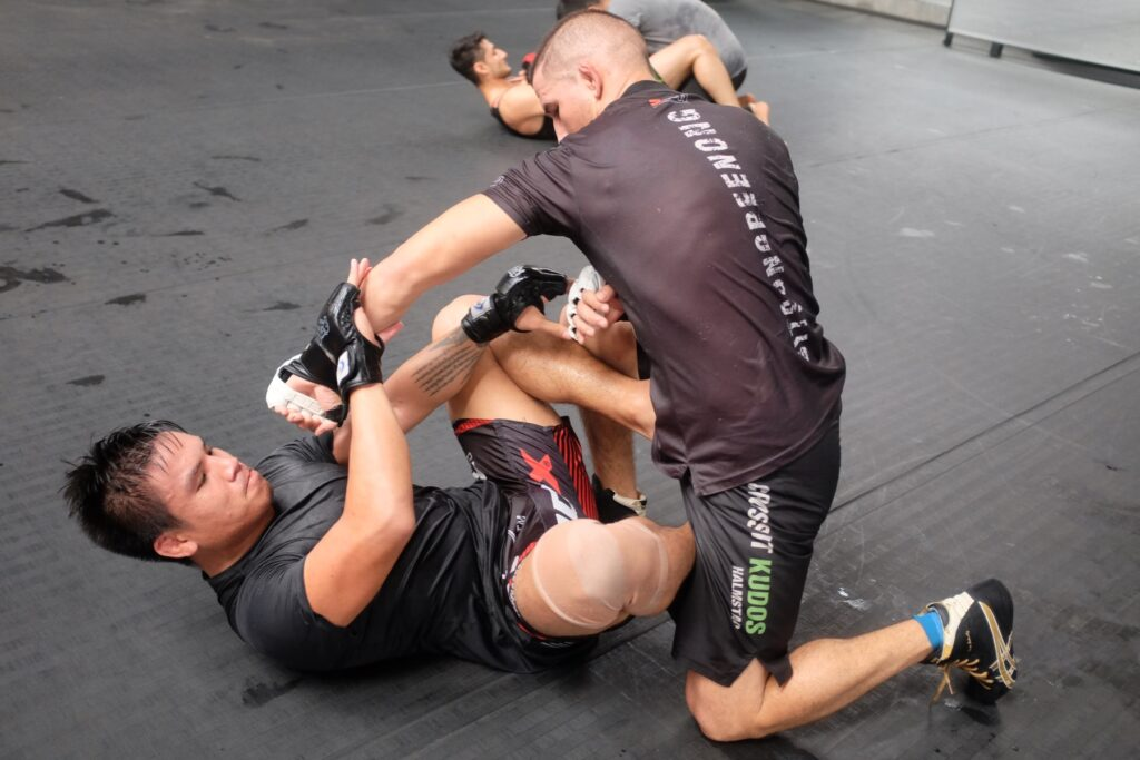Training multiple martial arts at PSB Fitness