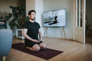 Meditation online session