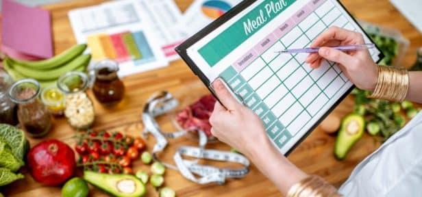 Meal Plan Coaching