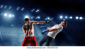 Virtual Reality Boxing
